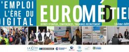 Euromed'tier 2017, l'emploi à l'ère du digital